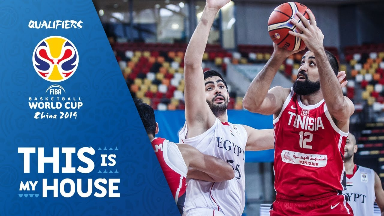 Tunisia's Best Plays of the FIBA Basketball World Cup 2019