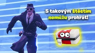 New Skin Detective-most Lucky Random Medkit what ever will you see! (Fortnite Battle Royale) CZ/SK