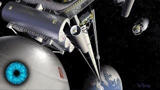 Statt Raketen: Aufzug ins  All - schon bald Realität? - Clixoom Science & Fiction