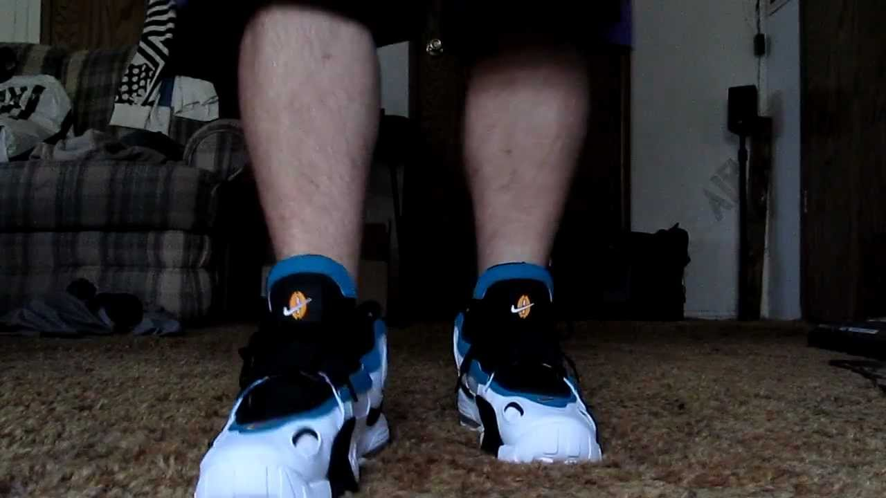 nike air max speed turf dolphins on foot youtube