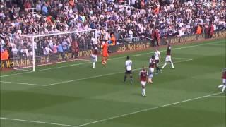 Stewart Downing FK Goal vs Tottenham Hotspur - 030514