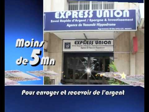 Page D Acceuil Express Union
