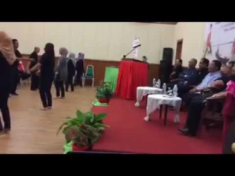 Dance of Sumazau. presented by Post Mayasia Bhd @sabah