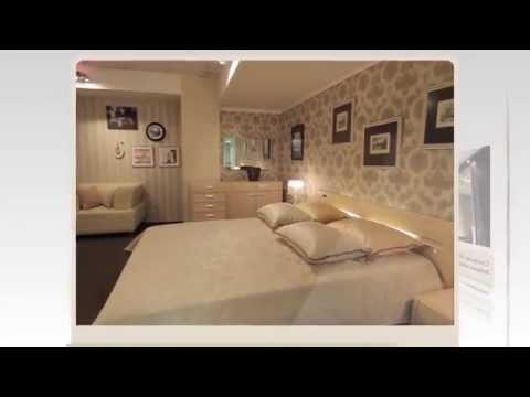 Спальня Илона Кровати и тумбы