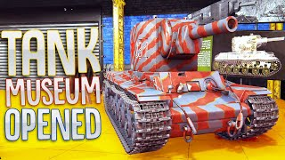 Turning Buried Tank Wrecks Into Museum Quality Tanks - The KV-2 - Tank Mechanic Simulator