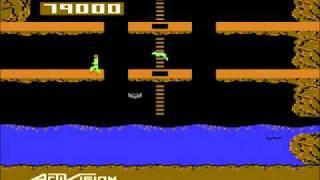 C64 Longplay - Pitfall 2
