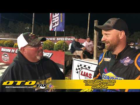 Mike Gular speaks with Dirt Track Digest
