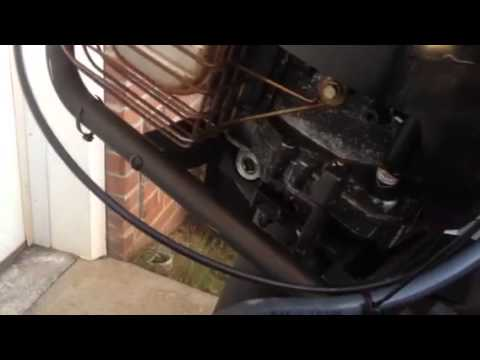 My 5 Hp Briggs And Stratton Outboard Engine For Sale Youtube