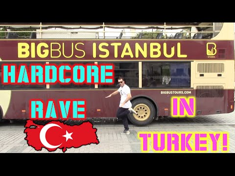 Trip To Turkey: Hardcore Rave In Istanbul