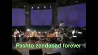 Shakira singing Super hits Lovely Pashto song Afghanistan