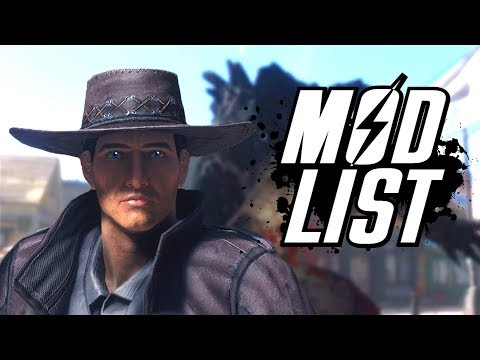 Best Mod Recommendations For Fallout 4