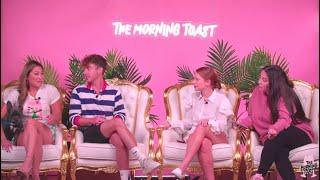 The Morning Toast with Jenna Ushkowitz & Kevin McHale, Wednesday, August 14, 2019