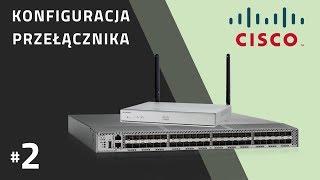 Przełącznik CISCO: VLAN
