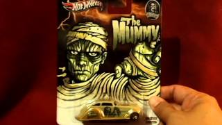 The Toy Haunter, Universal Monster Hot Wheels