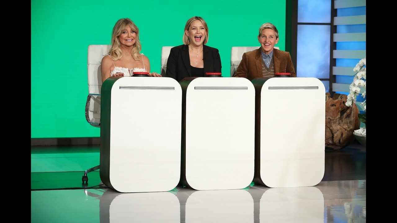 Kate Hudson & Goldie Hawn Get Candid in '5 Second Rule'
