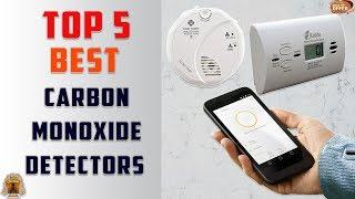 Top 5 Best Carbon Monoxide Detectors in 2020