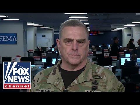 Gen Milley talks removal of aircraft carrier captain