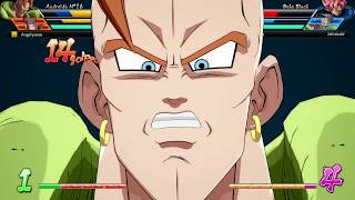 DRAGON BALL FIGHTER Z RANKEDS