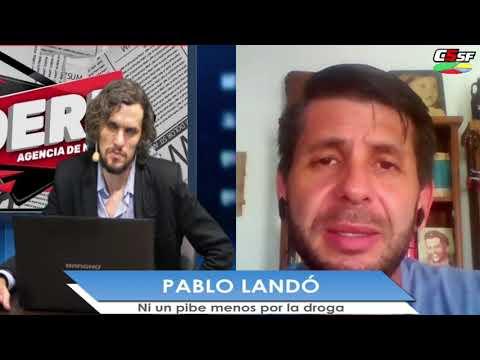 Pablo Landó: El club puede ser el lugar para empezar a revertir las cosas
