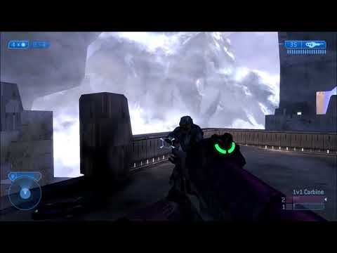 Halo 2 - BXR With Almost Every Weapon [HD]