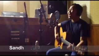sandhy sondoro - Damailah Indonesiaku (radio Cut-RRI)