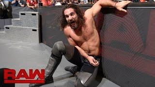 Seth Rollins vs. Chris Jericho vs. Kevin Owens: 24. Oktober 2016
