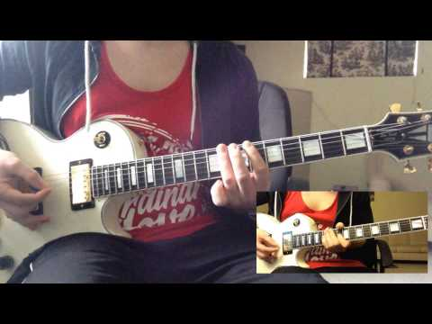 """No Ordinary Love"" - Memphis May Fire Guitar Cover"