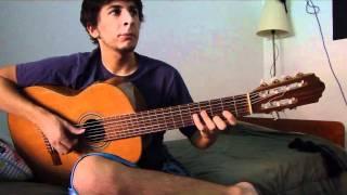 Chavo del 8 en guitarra classica - guitar cover (Chaves)