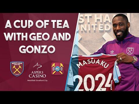 Cup Of Tea With Geo & Gonzo | Hertha Berlin, Masuaku, Striker Rumours & More