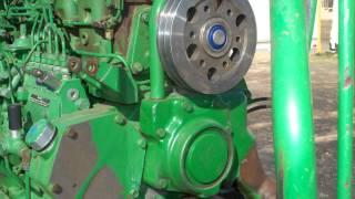 John Deere 4450 Tractor Restoration (Smith Tractor Restoration)