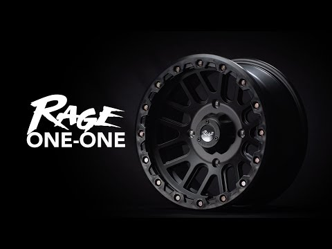 Rage ONE ONE - Wheel Unboxing | Discount Tire