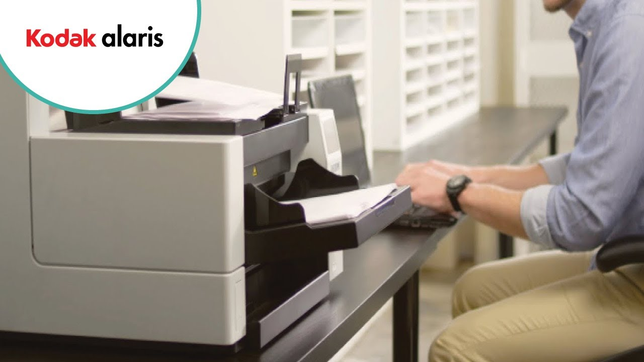 Mailroom Automation I Scanning and Capture Software l Alaris Information  Management