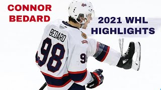 Connor Bedard Full 2021 WHL Highlights (Exceptional Status Season)