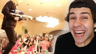 VLOGSQUAD BEST MOMENTS AUGUST 2018 - DAVID DOBRIK'S VLOGS