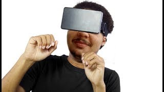 I BROKE MY VR HEADSET