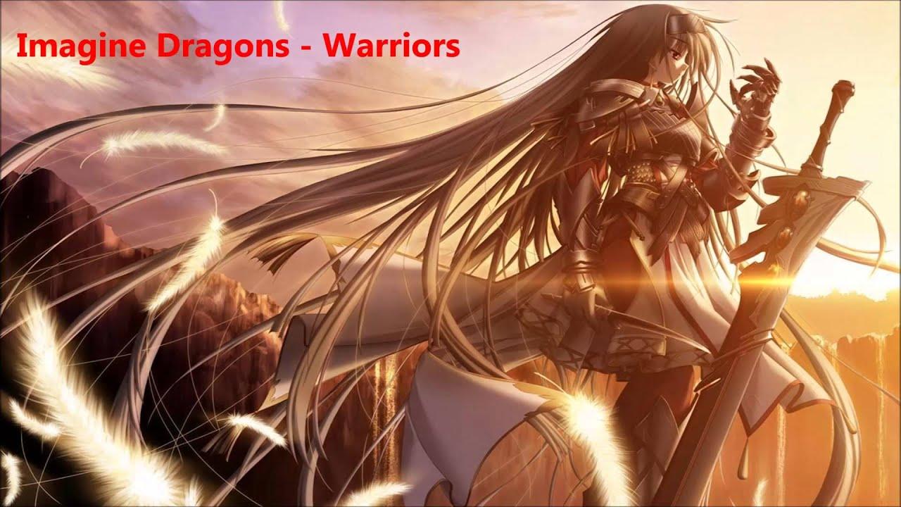 Compartir la letra Warriors