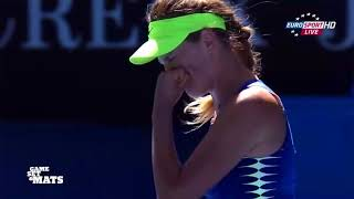 Maria Sharapova vs Victoria Azarenka||Australian Open 2012 Final|| FULL MATCH