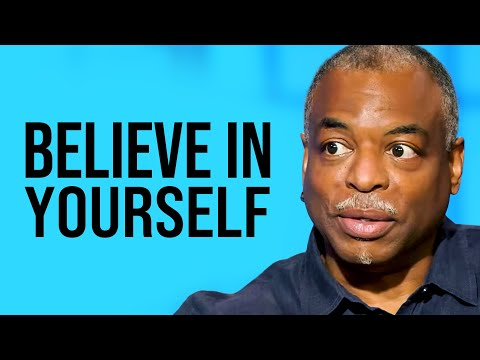 The Secret to Believing In Yourself | LeVar Burton on Impact Theory