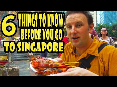 Singapore Travel Tips: 6 Things to Know Before You Go