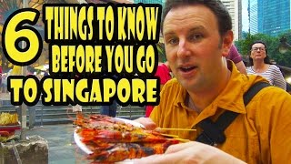 Video on Singapore Travel Tips: 6 Things to Know Before You Go