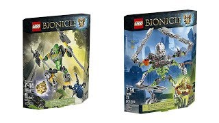 The Best Lego Bionicles - 5 Lego Bionicles Reviews