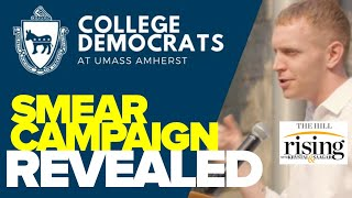 Huffington Post Reporter: New Chats REVEAL Smear Campaign Against Progressive Alex Morse