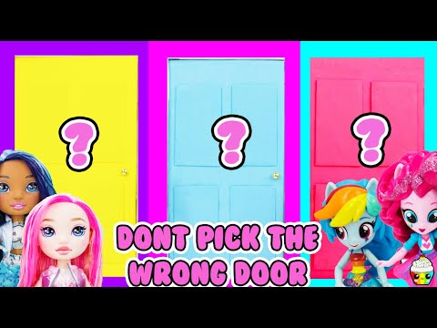 Don't Pick The Wrong Door Game Good Surprise Or Bad Surprise?