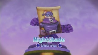Skylanders: Trap Team - Nightshade Boss Battle