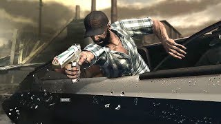 Max Payne 3 [World Record] - NYM Hardcore Speedrun - Beach Max (41:39)