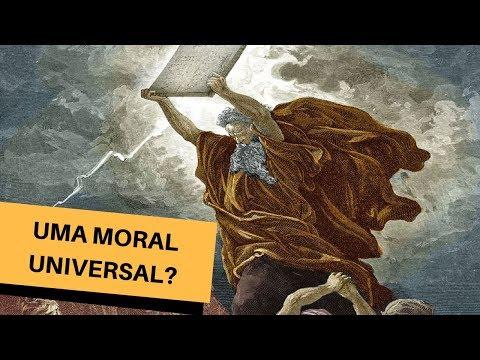 EXISTE UMA MORAL UNIVERSAL? │ RELATIVISMO │ HENRY BUGALHO