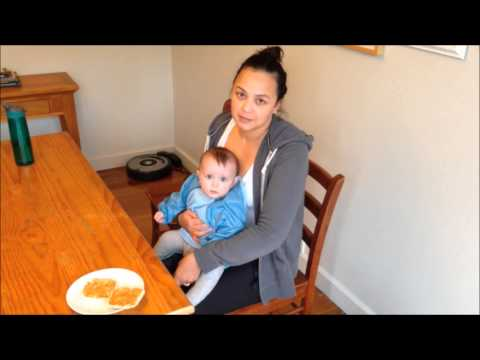 Snazzy baby portable chair review