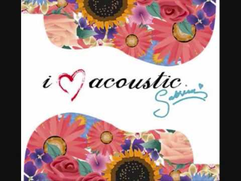 Sabrina - Because Of You (Acoustic)