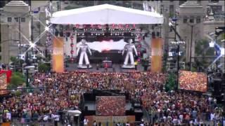 ФлэшМоб Black Eyed Peas Gotta Feeling в Чикаго