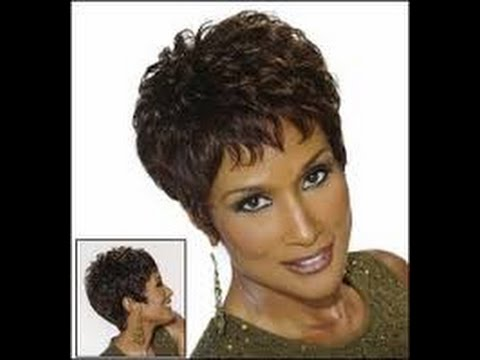 Best Hairstyles For Black Women Over 60 Youtube
